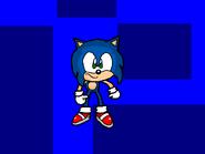 Randomly Shaded Sonic