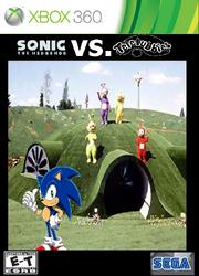 Sonic teletubbies