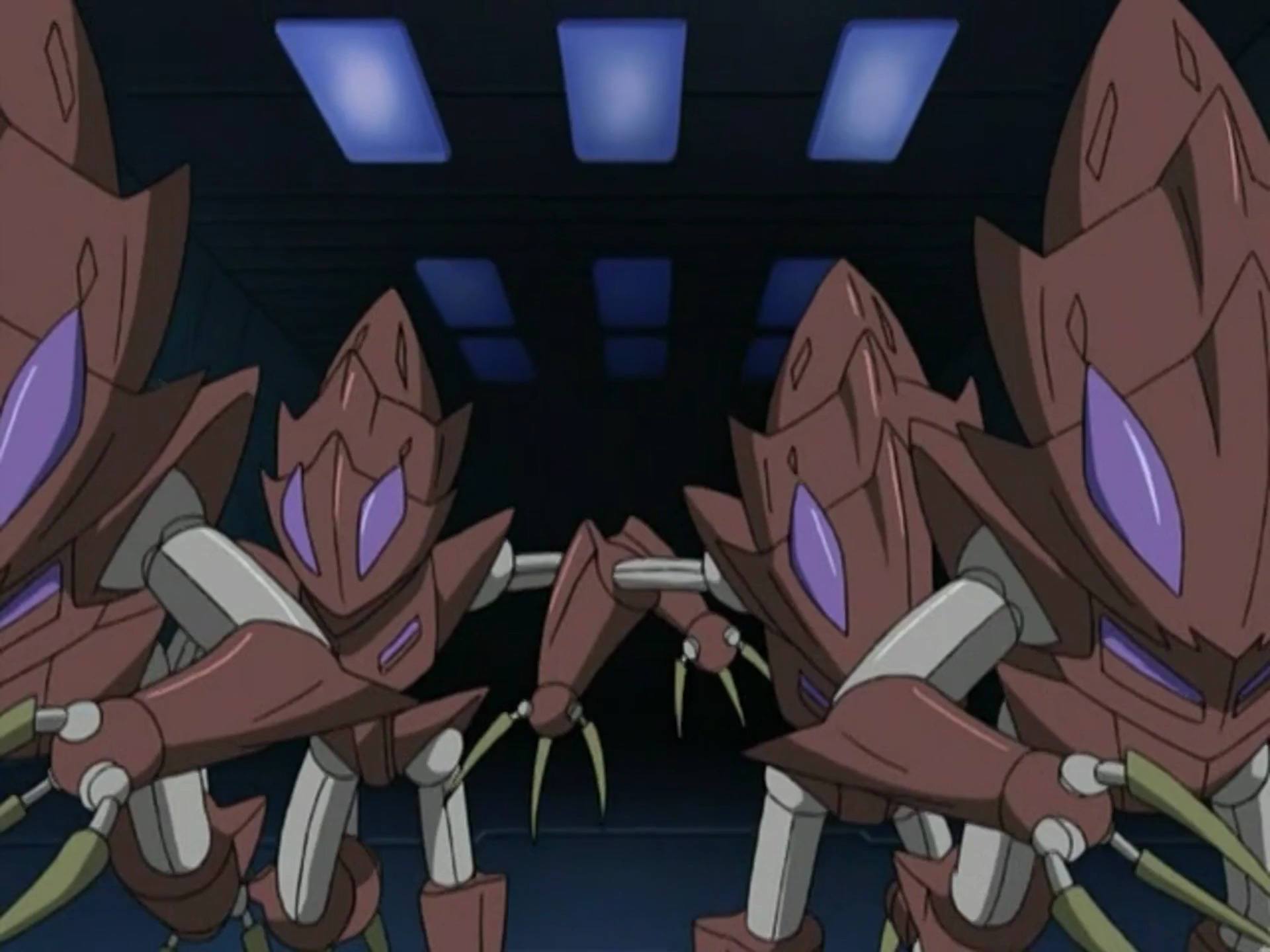 Sonic x screenshots sonic the hedgehog image sonic x episode 64 a - Metarex Troopers