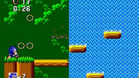 Sonic the Hedgehog (MS) Zone 3 Jungle