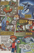 Sonic X issue 5 page 4
