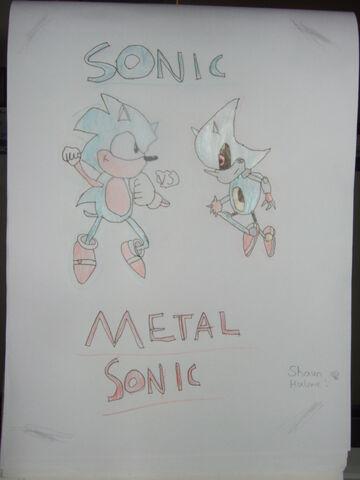 File:Sonic VS Metal Sonic.jpg