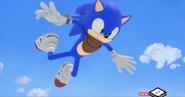 Sonic in the sky
