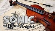 Knight of the Wind cover - Beginners Violin Cover for Sonic and the Black Knight