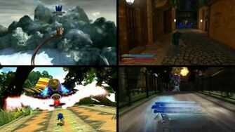 Sonic Unleashed - E3 Trailer