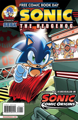 Sonic Cover