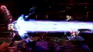 SSB4 Zero Laser on Sonic