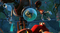Lyric and Eggman