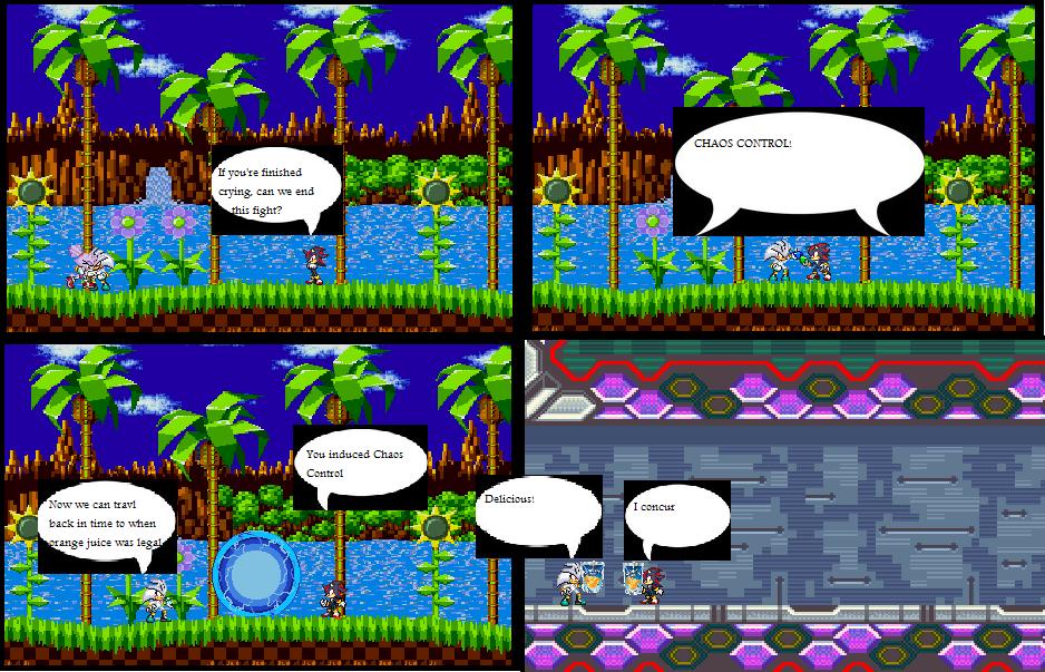 Sonic 06 Tie-In 8