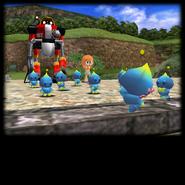 Sonic Adventure Credits (Gamma 09)