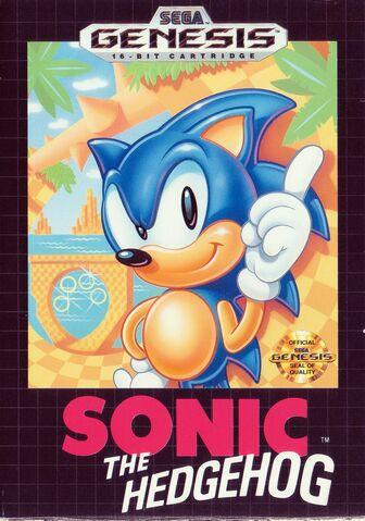 File:Sonic the Hedgehog (1991) cover art.jpeg