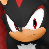 Shadow icon (Sonic Dash 2)