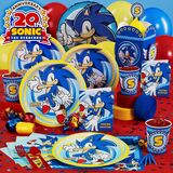 Sonic Deluxe Party Kit