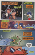 Sonic X issue 4 page 2