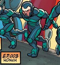 Honch Legionized