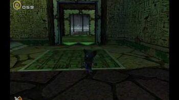 Sonic Adventure 2 Battle (GC) Egg Quarters Mission 2 A Rank