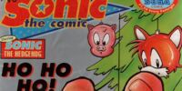 Sonic the Comic Issue 16