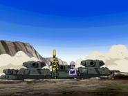 Ep46 GUN Tanks chasing Decoe and Bocoe