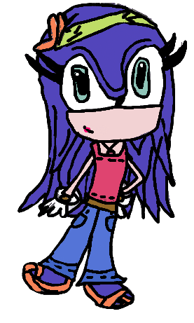 File:Luchia The Hedgehog.png