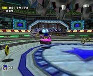 Sonic in Twinkle Park 3