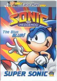 Super Sonic (original DVD)