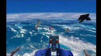 Sonic Heroes Egg Fleet (Team Sonic)