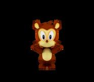 Sonic Runners Ricky model