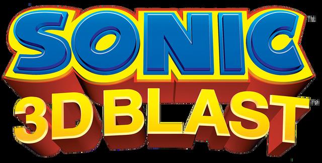 File:Sonic-3D-Blast-Logo.png