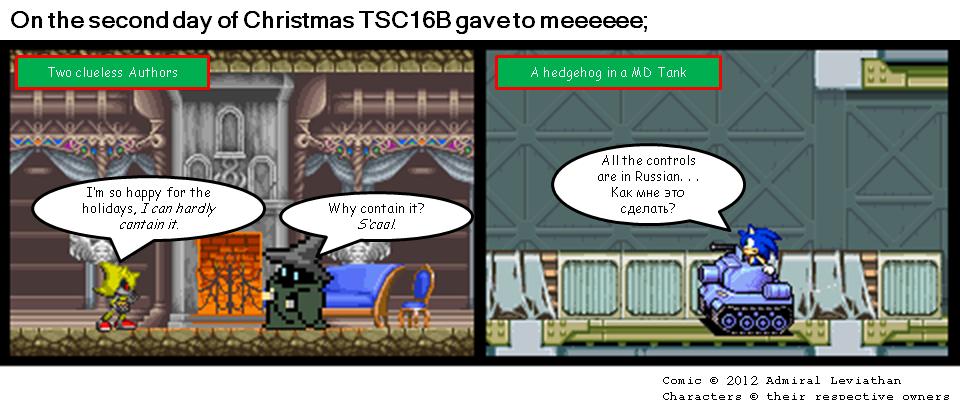 TSC16B 12Days 2