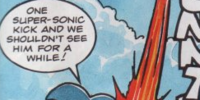 Super-Sonic Kick