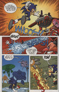 Sonic X issue 28 page 5