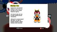 Charmy profile SG