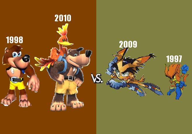 Banjo vs Lynx