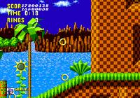 Debug Mode Sonic 1-1