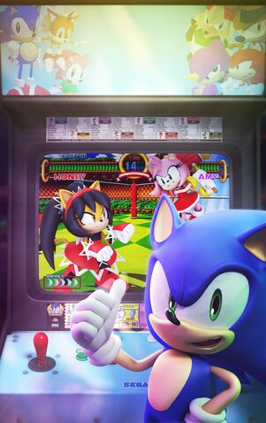 File:Official sonic the hedgehog 271 variant cover by elesis knight-d8r6pra.jpg