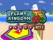 Plant Kingdom Act 1 Blaze title card