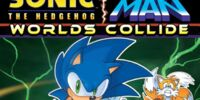 Sonic the Hedgehog/Mega Man: Worlds Collide Volume 2: Into the Warzone