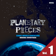 Planetary Pieces (JP) Volume 1
