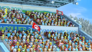 Mario & Sonic at the Olympic Winter Games - Opening - Screenshot 9