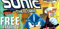 Sonic the Comic Issue 100