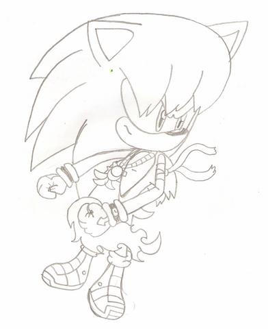 File:Cesar the Hedgehog New.png