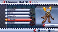 Rouge's Armor Suit