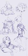 Osness Yeti sketch