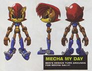 Mecha Sally Designs