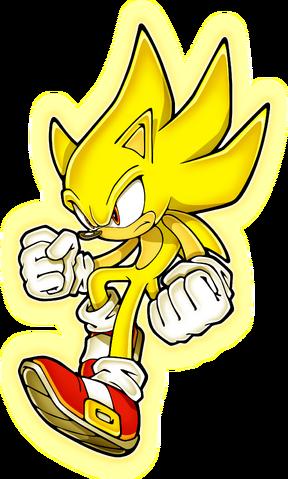 File:Sonic Art Assets DVD - Super Sonic - 1.png