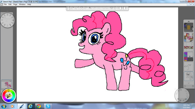 File:Pinkie Pie By Metal.png