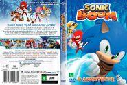 Sonic Boom - Volume 1 DVD Cover Brazil