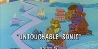 Untouchable Sonic