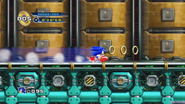 Sonic in Egg Station HD