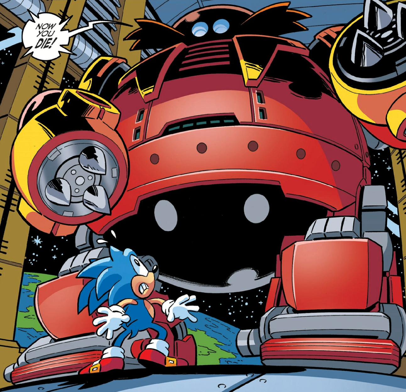 Egg Destroyer Battlesuit Sonic News Network Fandom